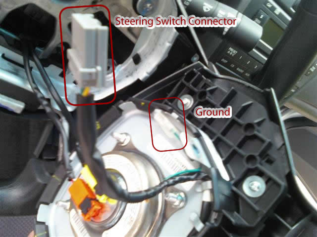 steering6 2011 left side steering wheel controls not working nissan forum Wiring Harness Diagram at gsmx.co
